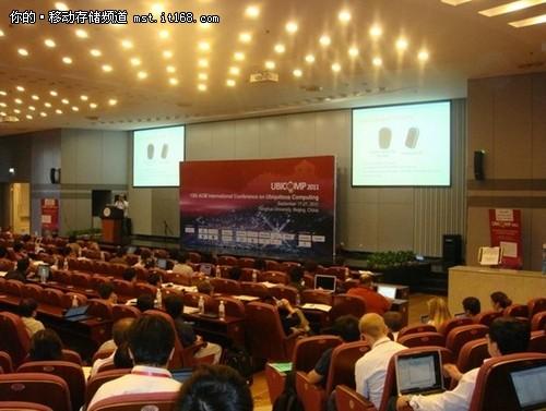 首涉中国风 Vivick借UbiComp2011露锋芒